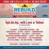 Apl.de.ap Presents Rebuild! Philippines: A Benefit Concert
